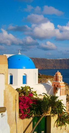 Santorini Island (Cyclades), Greece