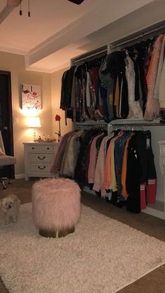 70 Ideas Dorm Room Closet Organization Home For 2019 Room Ideas Bedroom, Bedroom Decor, Dorm Room Closet, Cute Room Decor, Glam Room, Aesthetic Room Decor, Dream Rooms, My New Room, House Rooms