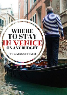 Taking a boat down the canals of Venice will give you access to all of the…