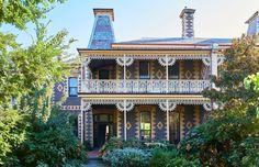 Renovated Victorian home combines old bones with modern decor - Curbedclockmenumore-arrow : Located in Melbourne, Australia