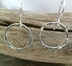 eternity medium earrings