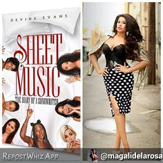 By @magalidelarosa via @RepostWhiz app: So excited to be a part of this project and to have worked with so many amazing people.  I wish a book like this had existed when I first started in the business.  Happy that we can help empower women with this beautiful movement  #diaryofasongwriter #devineevans #music #sisters #unity #warriors #sheetmusic #power #love #hope #message #revival Pre-order your copy @thediaryofasongwriter  @the_devine_evans_experience (#RepostWhiz app) by…