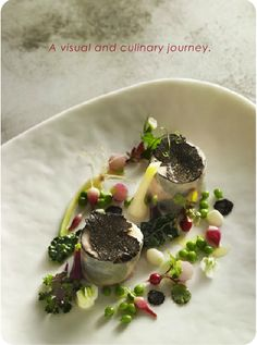 QUAY  Food Inspired by Nature  Peter Gilmore