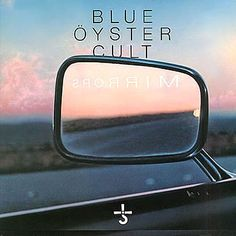 USED VINYL RECORD 12 inch 33 rpm vinyl LP Released in 1979, Columbia Records (BL 36009) Mirrors is the sixth studio album from Blue Oyster Cult Side 1: Dr. Music The Great Sun Jester In Thee Mirrors M