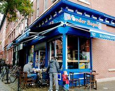 Portrait of Jersey City:  Wonder Bagels by katstan, via Flickr