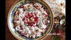 Chicken Walnut Salad - Armenian Cuisine - Heghineh Cooking Show