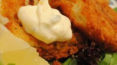 Whip up this quick tartar sauce with common ingredients when you're in a hurry.