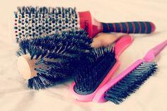 hairbrush, cleanses, tea tree oil, makeup, hair brush, brushes, beauti, hairstyl hack, beauty