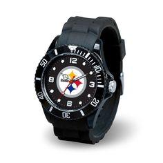 Pittsburgh Steelers Watch Men's Sports Spirit Style