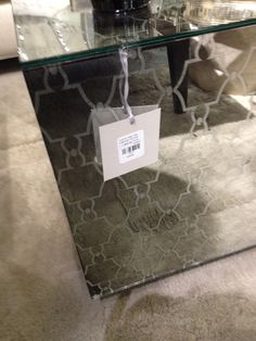 etched mirror : similar design