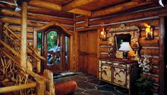 Adirondack decor. Are you looking to buy a rustic country get-a-way cabin, lodge or home in the Shuswap or Okanagan Area? Our Realtors at Century 21 Exectutives Realty Ltd. in Vernon, BC can find the perfect property or lot for you to build on.