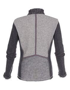 Shirtjacke im Alpenstil | MADELEINE Mode