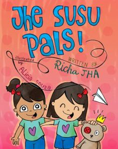 THE SUSU PALS by Richa Jha and Alicia Souza #bookreview #book #IndianMomsConnect