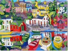 Kinsale Harbor by Jo-Anne Yelen
