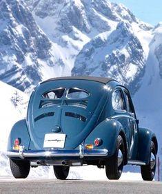 Volkswagen – One Stop Classic Car News & Tips Ferdinand Porsche, Auto Volkswagen, Vw T, Vw Modelle, Van Vw, Kdf Wagen, Vw Vintage, Best Classic Cars, Vw Cars