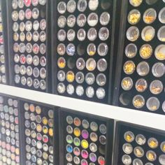 Mr. Nail Art supplies at the House of Polish salon