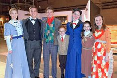 """Upper Arlington students will bring audiences a """"slightly darker"""" version of Mary Poppins based on the children's book series by P.L. Travers."""
