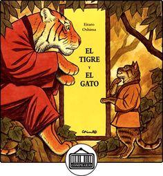 El tigre y el gato de Eitaro Oshima ✿ Libros infantiles y juveniles - (De 0 a 3 años) ✿