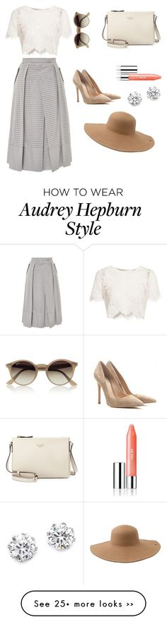 """Lol Audrey Hepburn's feelings"" by dearmsfairy on Polyvore"
