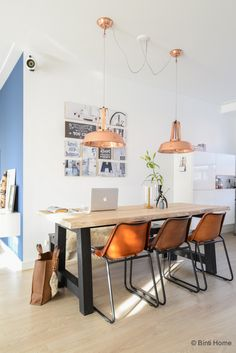 Living room | kitchen area, styled and photographed by @bintihome www.bintihomeblog.com ©BintiHome studio