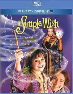 A SIMPLE WISH tells the sweet-natured story of Murray (Martin Short), a bumbling…
