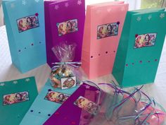 Ever After High Birthday Party Treat/Favor by SaillysCreations, $12.00