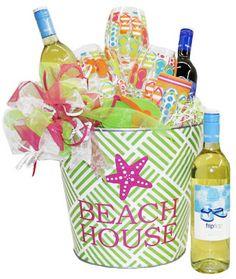 Beach House Celebration Pail #SummerWhereAreYou