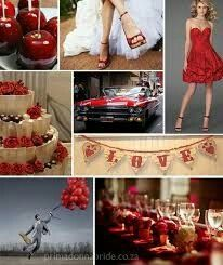 1000+ images about Valentine Themed Wedding on Pinterest ...