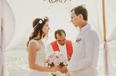 Bali bride and groom