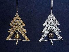 Dekorácie - Vianočná ozdôbka - stromček - 1906355
