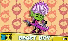 BEAST BOY ROCK STAR