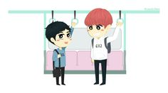 exo  d.o and chanyoel