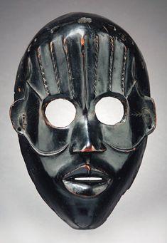 Dan Gunyege Mask, Ivory Coast…
