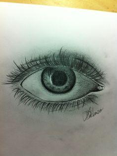 Eye  Art by LeAnne DeShazo