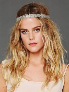 Free People New Kingdom Headpiece <3