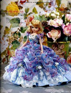 Бальные платья для кукол+выкройки. Обсуждение на LiveInternet - Российский Сервис Онлайн-Дневников