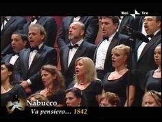 Verdi - Nabucco - Va Pensiero - Bis Music Songs, Music Videos, Ode An Die Freude, Christian Anders, Grace Youtube, Youtube Youtube, Opera Arias, Music Converter, Karel Gott