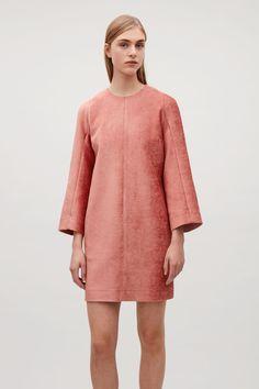 COS | Dress with twisting seams