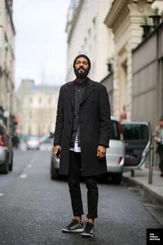 theurbanspotter:  On the Street….Rue Bonaparte