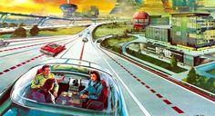 128 coisas que irão desaparecer até 2030 na era do carro autônomo - Stylo Urbano #tecnologia #inovação #carros
