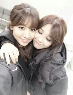 Jung Eun-ji & Namjoo