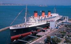 The Queen Mary Hotel And Museum 1126 Queens Hwy Long Beach Ca