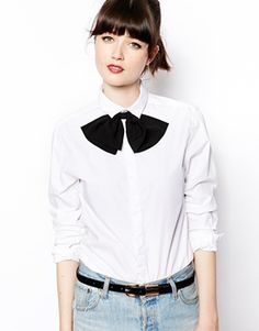 ASOS Bow Tie. I will put bow ties on everything!