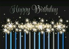 Blue Birthday Sparklers - Birthday from CardsDirect Happy Birthday Nephew, Happy Birthday Pictures, Blue Birthday, Happy Birthday Quotes, Birthday Fun, Hippie Birthday, Birthday Posts, Birthday Board, Card Birthday