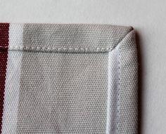 Seit gefärbte Papierservietten wegen giftiger Farben in Verruf gekommen sind, geht bei mir der Trend eindeutig zu Stoffservietten. Okay, m...