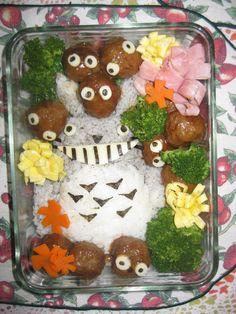Totoro Bento by ~rltan888 on deviantART