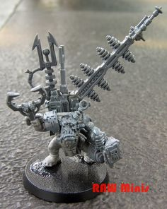 GW doesn't sell a plastic Ork Big Mek just yet, but there's no reason why you can't make one fairly easily from bits.I actually …