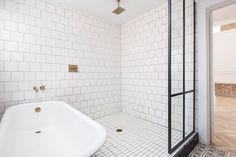 Historic home - bath