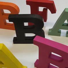 eu.Fab.com | Vintage-Look Letters - quip