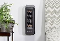 GreenTech Environmental pureHeat SNUG - Small Room Plug-in Space Heater with Cord Small Room Heater, Portable Space Heater, Canned Heat, Handheld Vacuum, Wall Outlets, Electrical Outlets, Floor Space, Cool Rooms